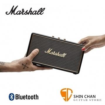【缺貨】英國 Marshall Stockwell 攜帶式藍牙喇叭(不含原廠皮套)經典黑色Black /可當行動電源
