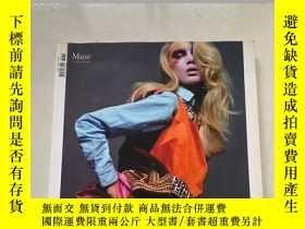 二手書博民逛書店Muse罕見FASHIONART NUMBER 14-PUBLISHED BY MAG - FALL - 2008