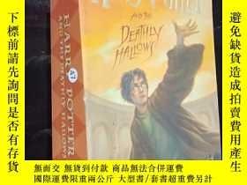 二手書博民逛書店.Harry罕見potter and the deathly h