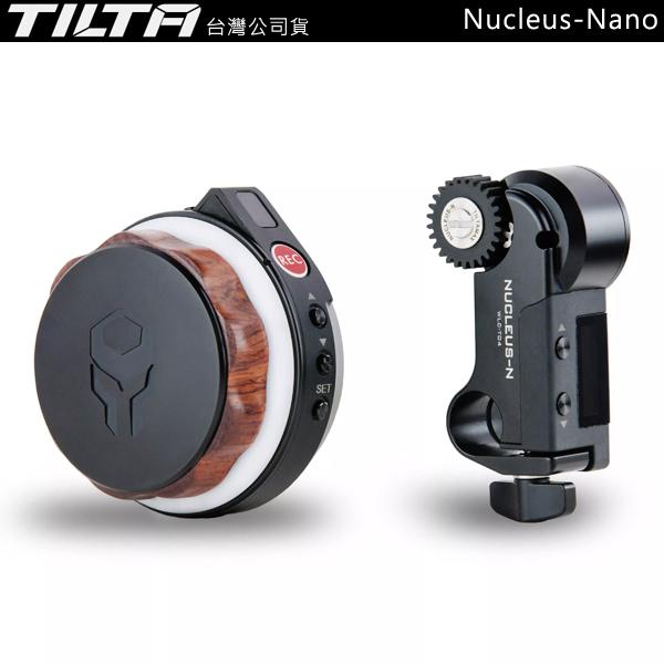 EGE 一番購】TILTA 鐵頭【Nucleus-Nano】原力N 無線跟焦器 相容多款相機 手持穩定器【公司貨】