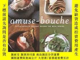 二手書博民逛書店罕見Amuse-boucheY256260 Rick Tramonto Random House 出版200