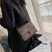 小ck網紅鏈條小包包女包2020新款潮高級感百搭ins時尚單肩斜背包 【ifashion·全店免運】