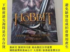 二手書博民逛書店The罕見Hobbit: An Unexpected Journ