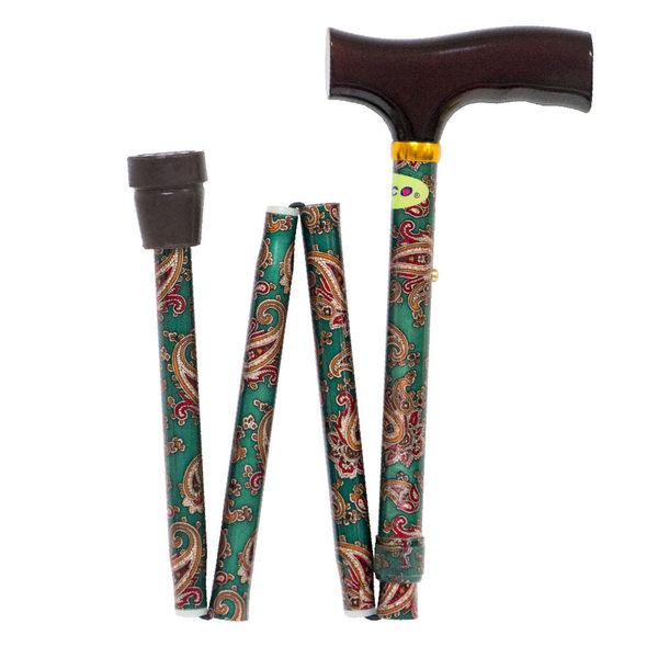 東懋手杖(未滅菌) 鋁合金折疊手杖 TM307 直型握柄 可折疊 (可私訊詢問) 【生活ODOKE】