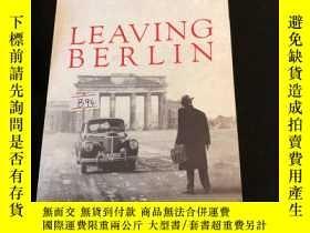 二手書博民逛書店Leaving罕見berlinY302880 Joseph kanon Atria books ISBN:97