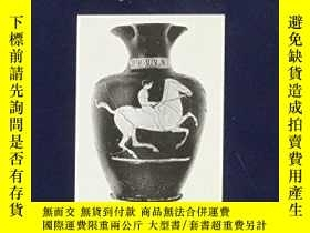 二手書博民逛書店SOME罕見ATTIC VASES IN THE CYPRUS