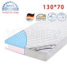 德國 Julius Zoellner Dr.Lubbe Air Comfort 嬰兒床墊130x70x12cm -送 天絲床包x1