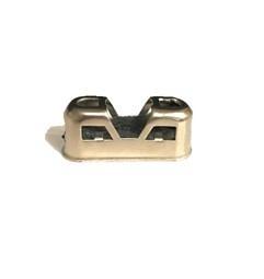 圓點方型白金專用替換爐頭/僅適用本店的懷爐