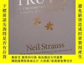 二手書博民逛書店THE罕見TRUTH AN UNCOMFORTABLE BOOK