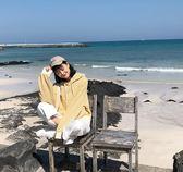 冬季新款韓版氣質百搭條紋連帽衛衣休閒寬鬆顯瘦長袖女 艾尚旗艦店