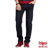 BOBSON 男款保暖低腰膠原蛋白直筒褲(1793-52)
