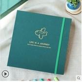 秒殺紀念相冊DIY手工相冊粘貼式家庭情侶畢業記錄創意影集紀念冊本禮物 愛麗絲精品