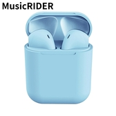 MusicRIDER ES26音樂騎士無線藍牙耳機-藍