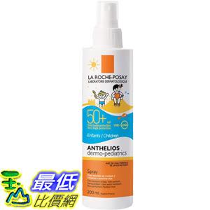 [COSCO代購] 理膚寶水安得利兒童清爽防曬噴液SPF50+200ml 公司貨中文標(LRP055)