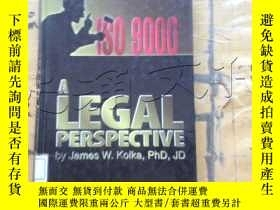 二手書博民逛書店Iso罕見9000: A Legal PerspectiveY2