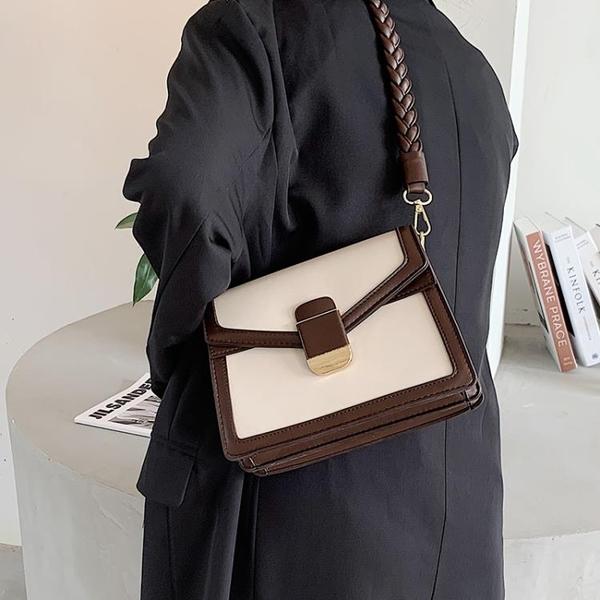 高級感小包包女2021新款潮時尚百搭ins單肩包網紅斜挎小方包 【夏日新品】