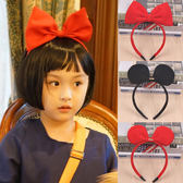 可愛蕾絲耳朵髮箍4 派對聖誕節萬聖節化妝舞會