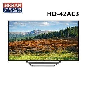 HERAN 禾聯 42吋 雲端液晶電視顯示器 HD-42AC3