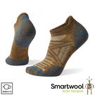 【SmartWool 美國 Phd戶外輕量減震踝襪《沙色》】SW001065/短襪/運動襪
