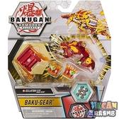 爆丸 BP2-043 熔岩巨鱷 Ultra 武裝組 (火) BAKUGAN BALL 17256
