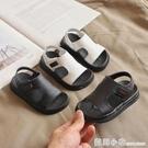 嬰兒小童寶寶涼鞋男真皮男寶寶學步鞋軟底夏季一歲幼童女男童透氣 聖誕節全館免運