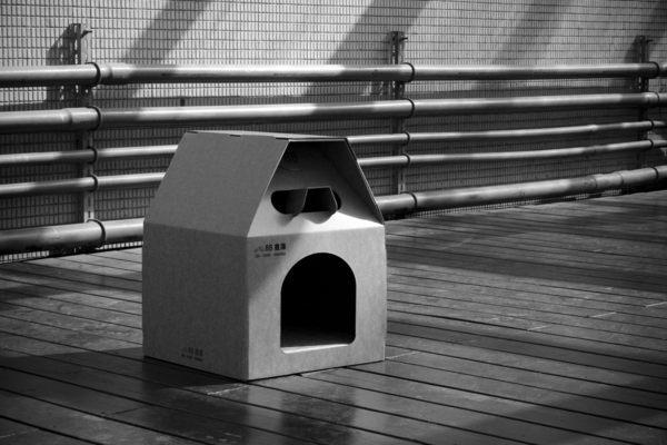 ★國際貓家★88號倉庫工作室~ 紙貓窩