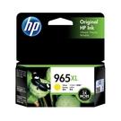 3JA83AA HP 965XL 高印量黃色墨水匣 適用 OJ Pro 9010/9018/9016/9019/9012/9020/9028/9026