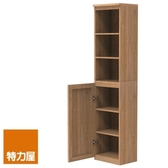 組-特力屋萊特高窄淺木櫃.淺木層板(1入x4).淺木門