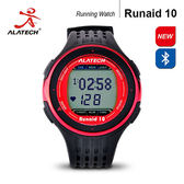 ALATECH Runaid10 藍牙跑步運動錶 紅黑 (OS shop)