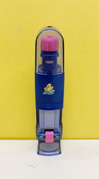 【震撼精品百貨】公主 系列Princess~印章套藍~美人魚趴著#20513
