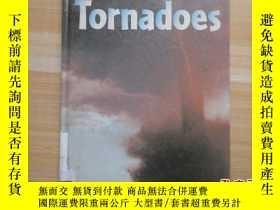 二手書博民逛書店精裝16開《Tornadoes》罕見龍捲風 見圖Y27203 T
