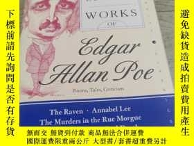 二手書博民逛書店GREAT罕見SHORT WORKS OF EDGAR ALLA