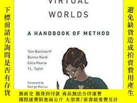 二手書博民逛書店Ethnography罕見And Virtual WorldsY362136 Tom Boellstorff;
