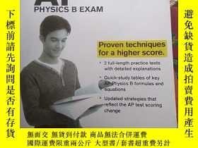二手書博民逛書店crackking罕見the ap physics b exam proven techniques for a