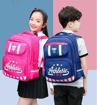 兒童書包 小學生書包男孩女生輕便減負雙肩背包兒童書包男童韓版 艾維朵