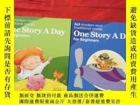 二手書博民逛書店One罕見Story A Day(Book 5+6)2冊合售,詳見圖Y23470 見圖 見圖