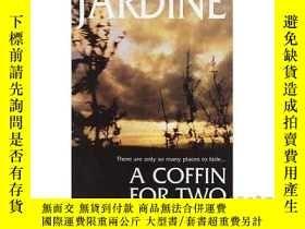 二手書博民逛書店A罕見Coffin for Two-兩個人的棺材Y465786 Quintin Jardine Headlin