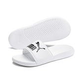 PUMA POPCAT 20 男女款白色休閒拖鞋-NO.37227902