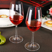 高檔禮盒家用無鉛水晶玻璃高腳杯紅酒杯葡萄酒杯香?杯