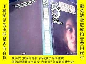 二手書博民逛書店外國原版精裝具體書名如圖----MARY罕見GORDON CUE