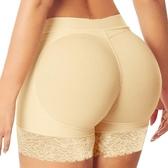 提臀褲女加墊翹臀內褲蜜桃臀隱形無痕假屁股豐臀內褲美體塑身褲 【八折搶購】