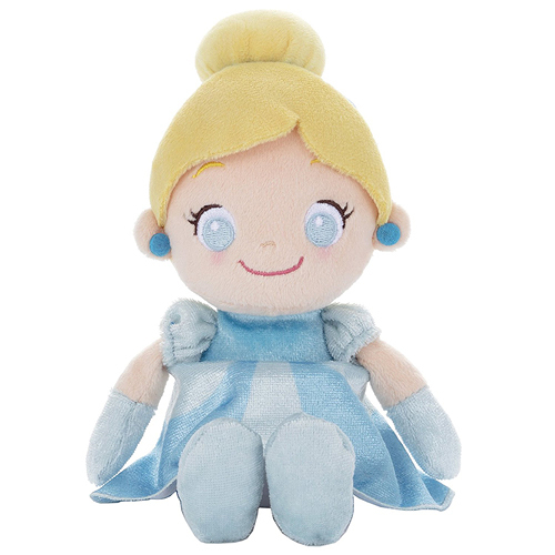 T-ARTS 豆豆絨毛娃娃 迪士尼公主 仙杜瑞拉_TA24815