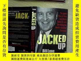 二手書博民逛書店JACKED罕見UPY203004