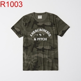 Abercrombie & Fitch AF A&F A & F 男 T-SHIRT R1003