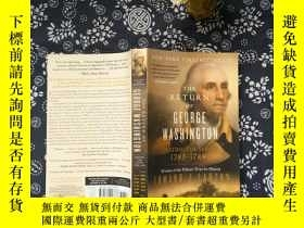 二手書博民逛書店THE罕見RETURN OF GEORGE WASHINGTON