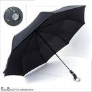 【RainSKY】精品-48吋加大超潑水自動傘(經典黑)/加大傘晴雨傘陽傘洋傘-2