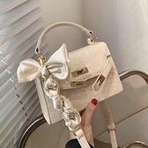 高級感洋氣小包包女2021新款潮時尚手提凱莉包爆款百搭單肩斜挎包科炫