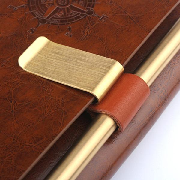 黃銅 鈔票夾 資料夾子 錢夾 夾子 金屬錢夾 黃銅錢夾 紙幣鈔票夾 不銹鋼筆夾筆套