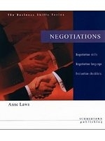 二手書博民逛書店《Negotiations (Business Skills S