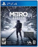 預購2019/2/15特典依官方公佈 PS4 戰慄深隧:流亡 Metro:Exodus 亞版中文版